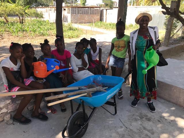 MDC Travaux Haïti